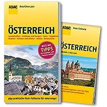 ADAC Reiseführer plus Österreich: mit Maxi-Faltkarte zum Herausnehmen