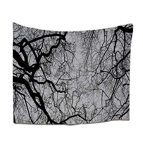 DDFHK Bosque Pared Tapiz Tapestry Manta Pared Estampada