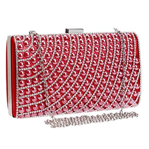 Nuanxin Handtasche, Abendtasche, Damenmode Bankett Tasche, Abendkleid Mit Kleinen Platz Tasche, Ausgezeichnetes Material U10