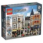 LEGO- Creator Piazza dell'Assemblea Costruzioni Piccole Gioco Bambina Giocattolo, Multicolore, 5702015865272 LEGO