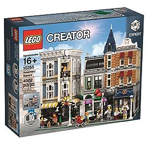 LEGO- Creator Piazza dell'Assemblea Costruzioni Piccole Gioco Bambina Giocattolo, Multicolore, 5702015865272 5702015865272 LEGO
