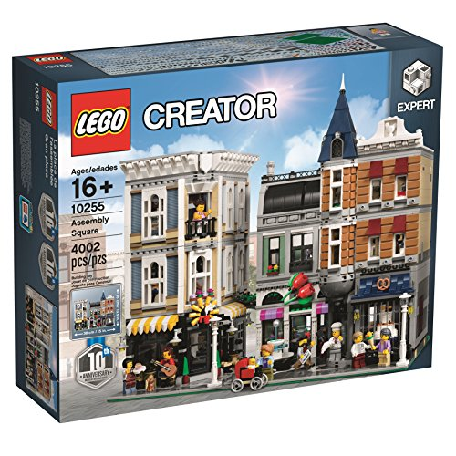 LEGO CREATOR 10255 GRAN PLAZA