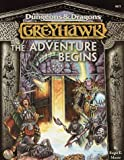 Greyhawk: The Adventure Begins: Advanced Dungeons & Dragons