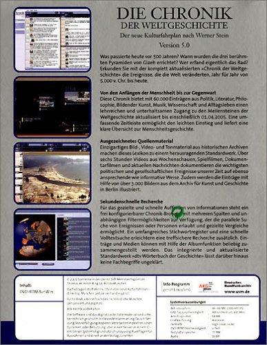 Chronik der Weltgeschichte 5.0 (DVD-ROM)