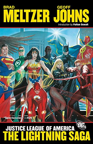 Justice League of America (2006-2011) Vol. 2: The Lightning ...