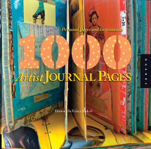 1,000 Artist Journal Pages: Personal Pages and Inspirations (1,000 (Rockport)) (Art Scrapbook-seiten)