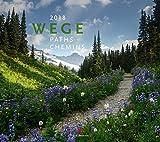 Wege - Kalender 2018 - Ackermann-Verlag - Wandkalender - 54 cm x 48 cm