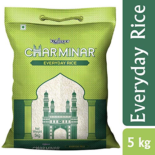 Kohinoor Super Value Basmati Rice, Blue, 5 kg @ Rs-599.00