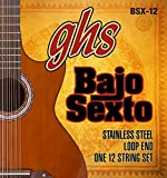 GHS BSX 12 Bajo Sexto 12-string