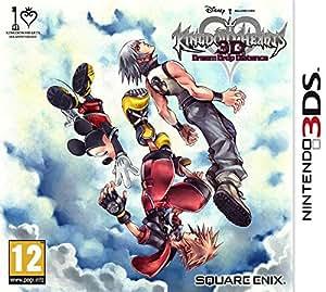 Kingdom Hearts : Dream Drop Distance 3D
