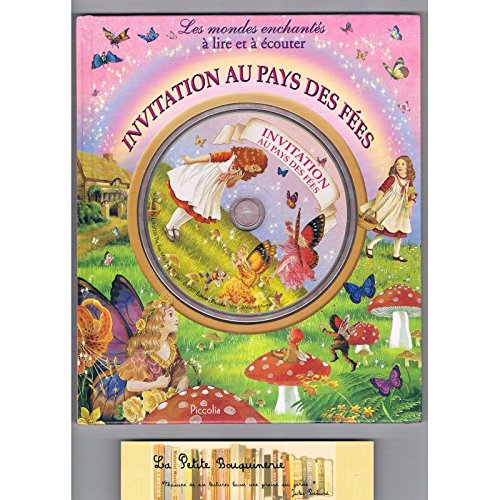 Invitation au pays des fées (1CD audio)