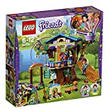 #3: Lego Friends Mia's Tree House Building Block for Girls 6 to 12 Years (378 pcs) 41335