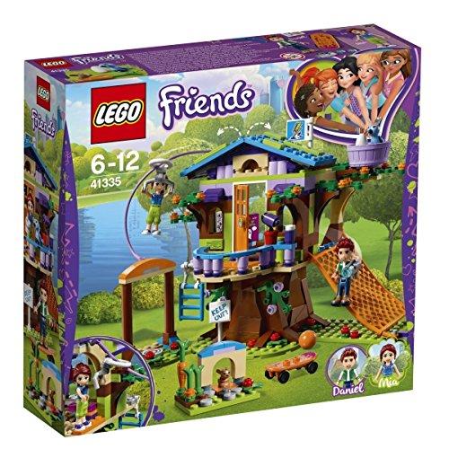 Lego friends la casa sull'albero, 41335