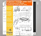 Anh�nger selber bauen: Deine Projektbox inkl. 455 Original-Patenten bringt Dich mit Spa� ans Ziel! Bild
