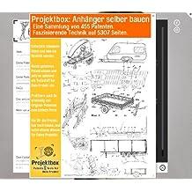 Anhänger selber bauen: Deine Projektbox inkl. 455 Original-Patenten bringt Dich mit Spaß ans Ziel!