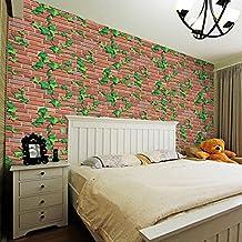 ac2aa6d7311 jiameng d brick stone rstico efecto etiqueta de la pared home decoracin del  hogar pegatinas with papel decorativo pared leroy merlin.