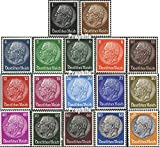 Prophila Collection Deutsches Reich 512-528 (kompl.Ausg.) 1933 Hindenburg (Briefmarken für Sammler)
