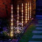 Gärtner Pötschke LED-Leuchtstäbe, 6er-Set