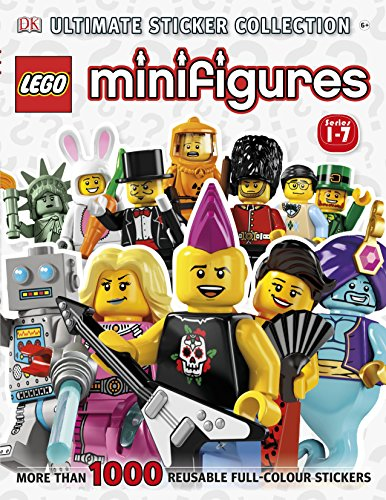LEGO® Minifigures Ultimate Sticker Collection (Ultimate Stickers)
