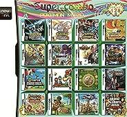 208 en 1 Juego Super Combo Cartucho de Juegos Tarjeta de Tarjeta múltiple para DS NDS NDSL NDSi 2DS 3DS
