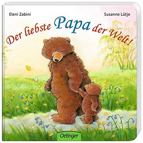 Buchseite und Rezensionen zu 'Der liebste Papa der Welt!' von Susanne Lütje