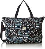 Kipling Xl Bag, Bolso Bandolera para Mujer, Varios Colores (Bamboo Stripes), 15x24x45 cm (W x H x L)