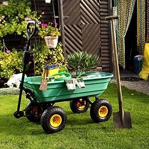 Garten Transportkarre / Gerätewagen 1040x520x480 mm