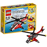 #4: Lego Air Blazer, Multi Color
