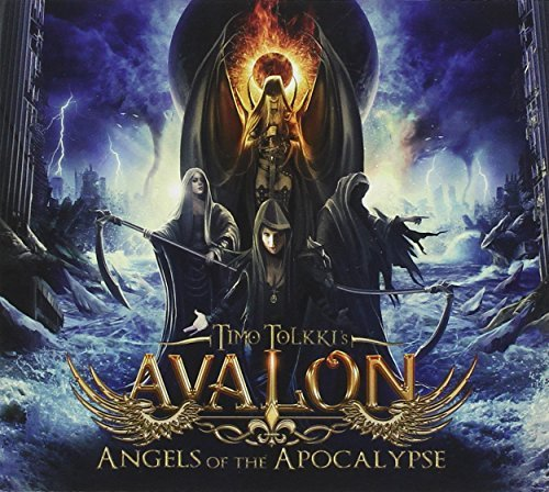 Angels Of The Apocalypse by Timo Tolkki\'s Avalon (2014-05-19)