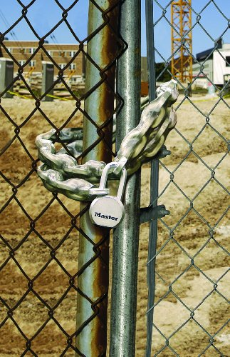 MASTER lOCK - 8030EURD-chaîne 60 cm x 10 mm