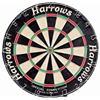 Harrows Official Competition Cible de fléchettes
