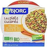 Bjorg Plat Cuisiné aux Légumes Secs Gingembre Bio 300 g - Lot de 3