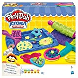 Play-Doh - B0307 - Les Cookies - Pate a Modeler