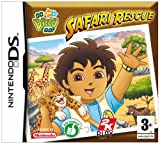 Go, Diego, Go! Safari Rescue (Nintendo DS)