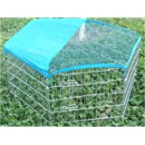 PISCES PETCARE PUPPY PLAY PEN + FREE COVER - SMALL