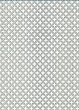 GAH-Alberts 466862, Lamiera forata, con fori a croce, alluminio, color argento anodizzato, 200 x 1000 x 0,8 mm
