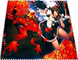 Designer Mikrofaser Brillen Putztuch Brillentücher Wallpaper Chinesen Manga Foto Hintergrund schönes Design schick NEU 100DBPZ2338