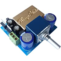 Nobsound Full DC Shielded OP-AMP HiFi Preamplifier Preamp Assembled Board Preamp Montierte Platine