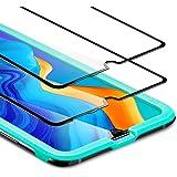 ESR Pellicola per Huawei P30 Lite [Protezione 3D +Copertura Completa][2 Pezzi], Pellicola Vetro Temperato [Anti-Graffo…