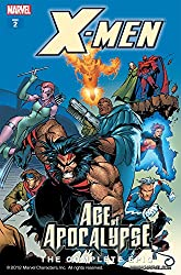 X-Men: Age of the Apocalypse Epic Book 2 (X-Men: Age Of Apocalypse Epic)