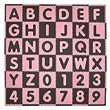 Tadpoles 36 Piece Abc Playmat Set Color:...