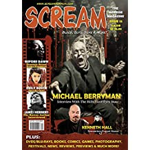 SCREAM: The Horror Entertainment Magazine: Issue 13
