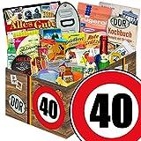 24x Allerlei | Geschenk Ideen | Geburtstag 40 | Ossi Produkte Vati