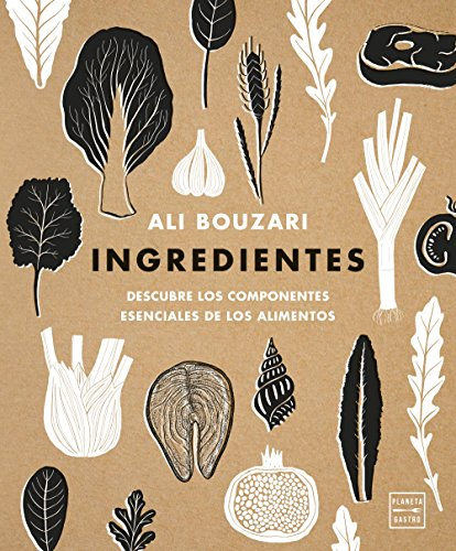 Ingredientes par Ali Bouzari