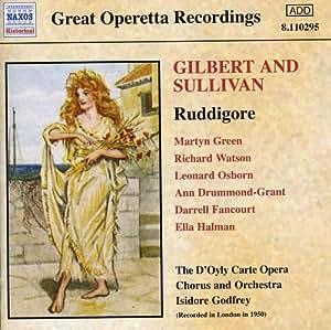 Ruddigore (Godfrey, D'Oyly Carte Opera Chorus)