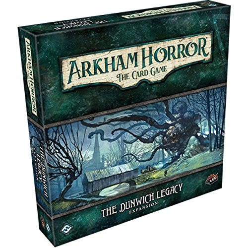fantasy-flight-games-ffgahc02-the-dunwich-legacy-arkham-horror-lcg-expansion-card-game