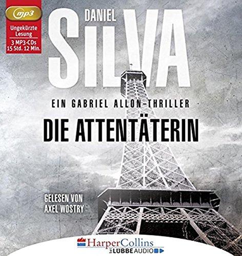 Silva, Daniel: Die Attentäterin