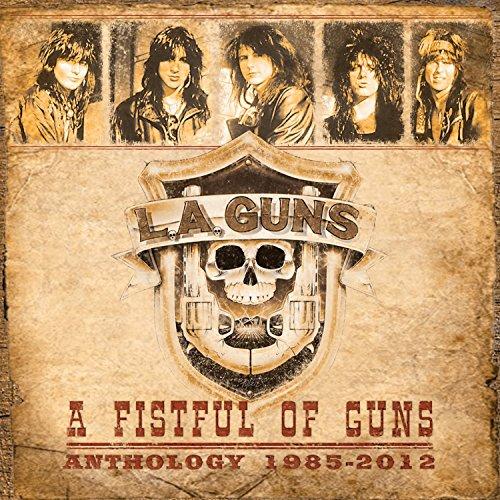 A Fistful Of Guns - Anthology