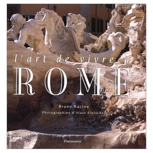 L'art de vivre à Rome