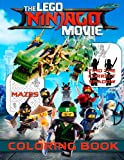 LEGO NINJAGO Movie Coloring Book: Great Activity Book for Kids with Mazes and Puzzles